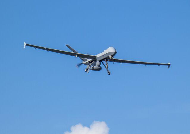 Drone Predator B (imagem referencial)