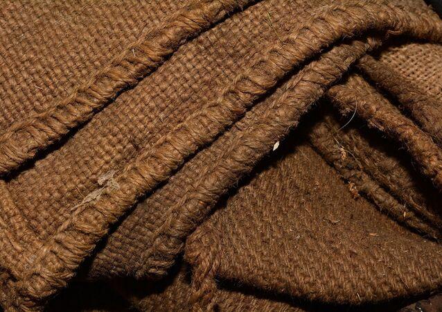 Tecido velho (imagem referencial)
