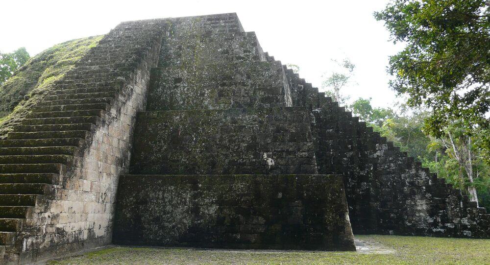 Tikal (imagem referencial)