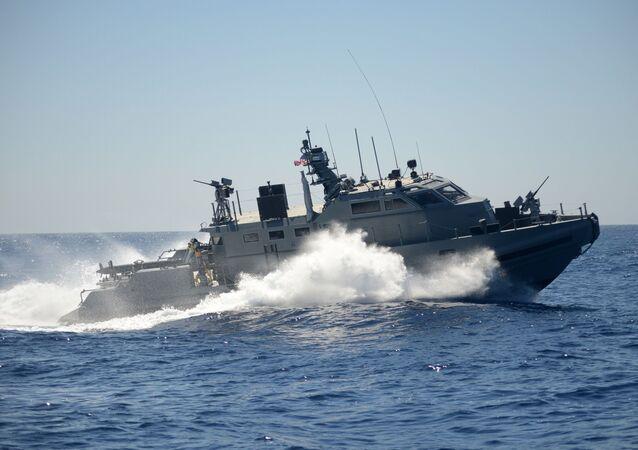 Embarcação de patrulha Mark VI