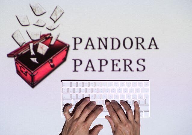 Pandora Papers (imagem referencial)