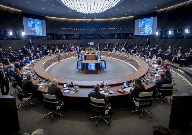 Cúpula da OTAN (imagem referencial)