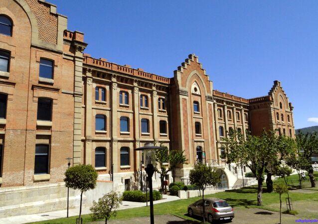 Campus de universidade (imagem referencial)