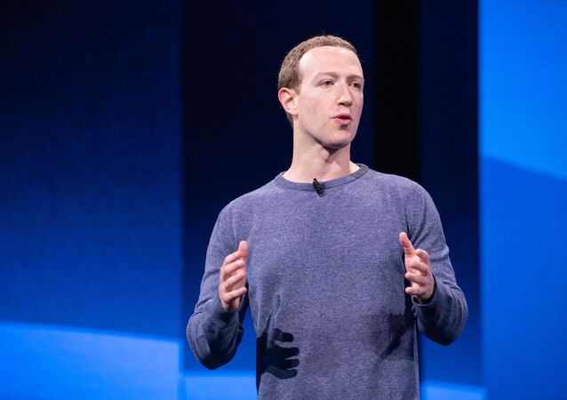 Mark Zuckerberg, CEO do Facebook (imagem referencial)