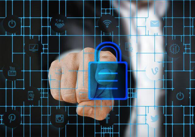 Proteção de dados (imagem referencial)