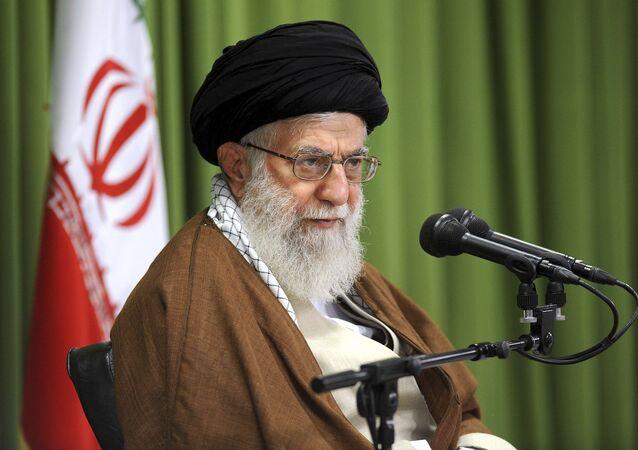 Líder supremo iraniano, Ali Khamenei