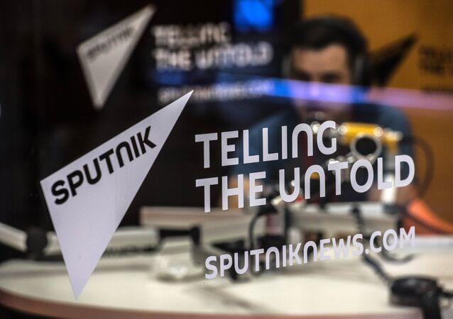 Agência Sputnik