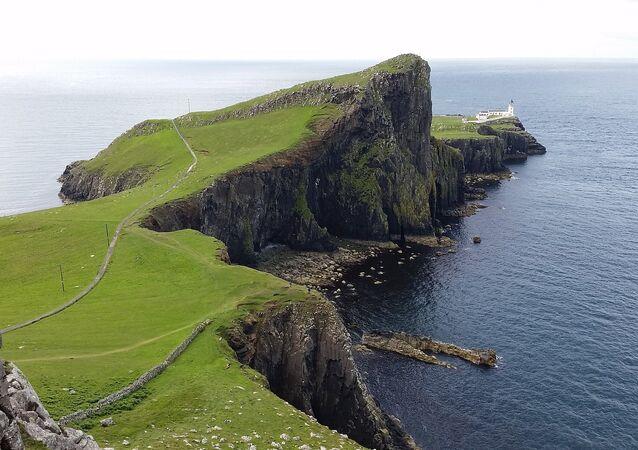 Ilha de Skye, Escôcia