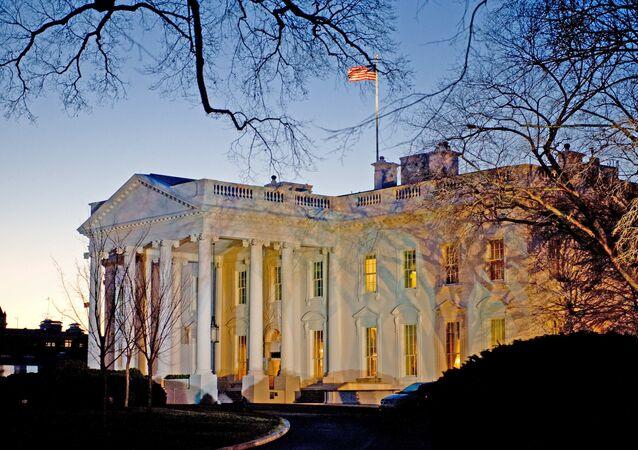 A Casa Branca, Washington, EUA