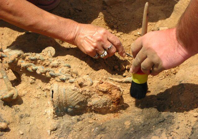 Escavações (imagem referencial)