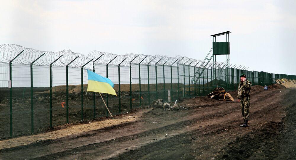 Fronteira russo-ucraniana