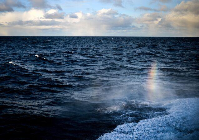 Superfície do oceano (imagem ilustrativa)