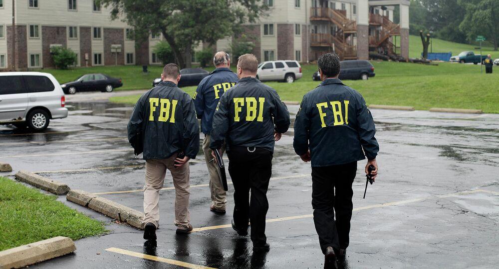Agentes do FBI (foto de arquivo)