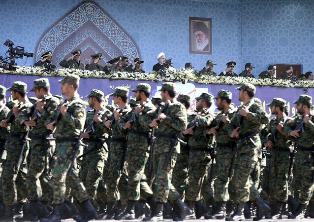 Corpo dos Guardiões da Revolução Islâmica (CGRI)