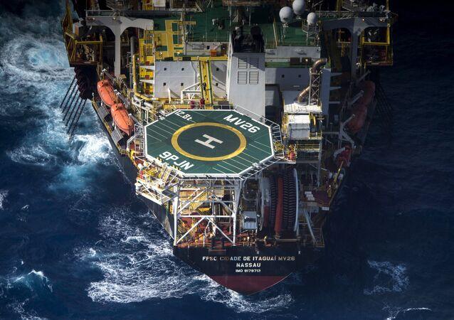Governo brasileiro espera arrecadar R$ 100 bilhões com megaleilão de volumes excedentes de petróleo e gás natural do pré-sal