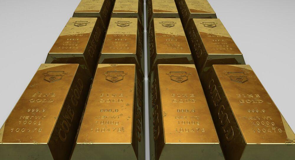 Ouro (imagem referencial)