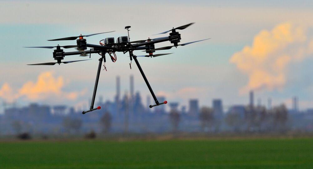 Drone (imagem referencial)