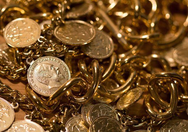 Tesouro, imagem referencial