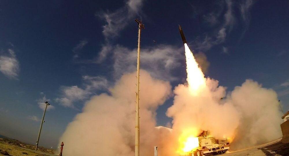Teste bem-sucedido com o interceptor Arrow-3 (foto de arquivo)