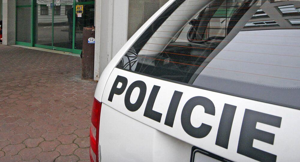 Polícia da República Tcheca