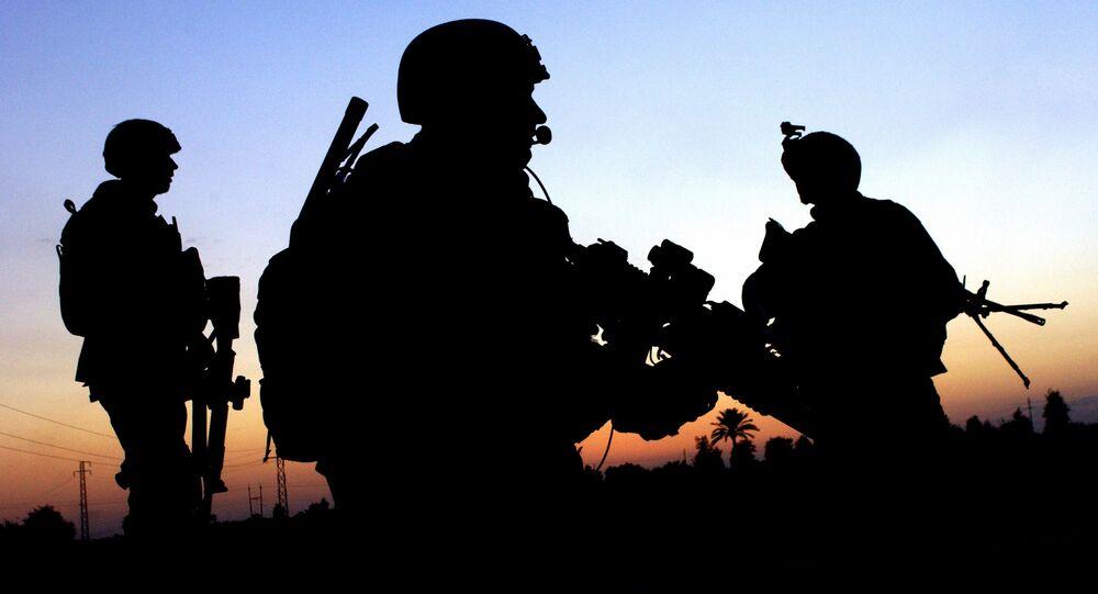 Militares norte-americanos (imagem referencial)