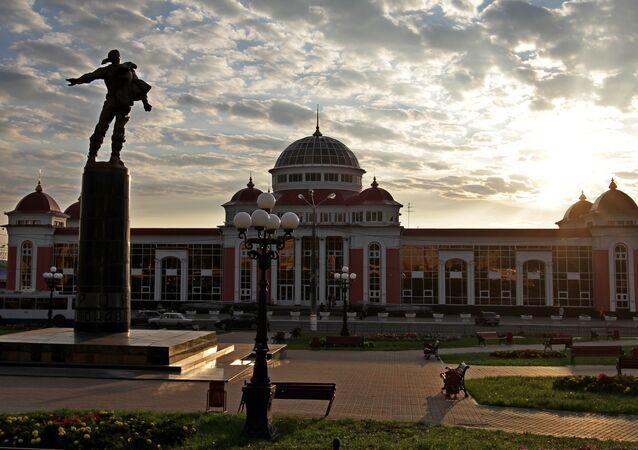 Saransk, foto de arquivo