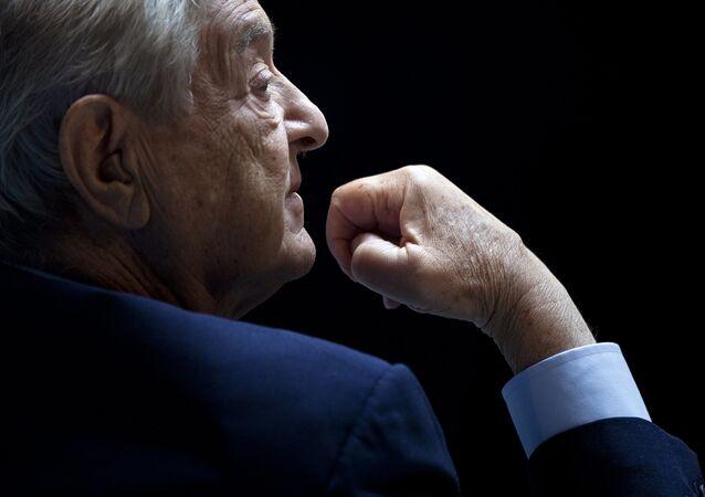 George Soros, multimilionário estadunidense