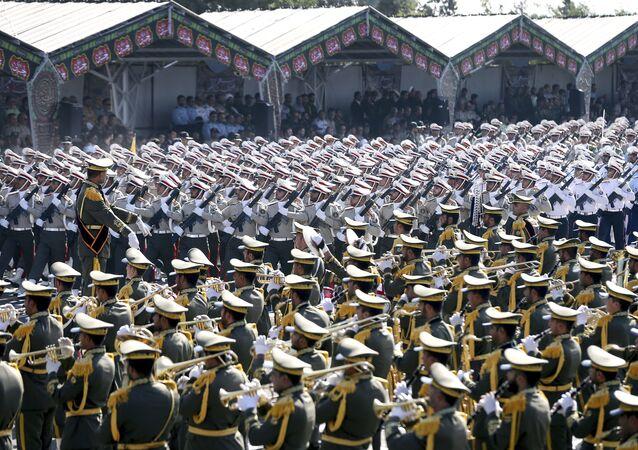 Forças Armadas do Irã