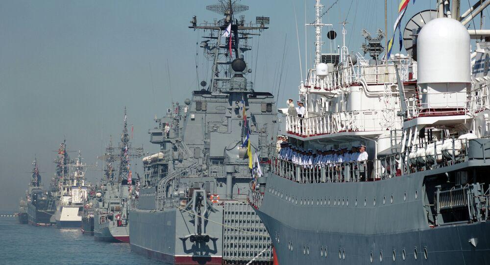 Frota do Mar Negro da Marinha da Rússia