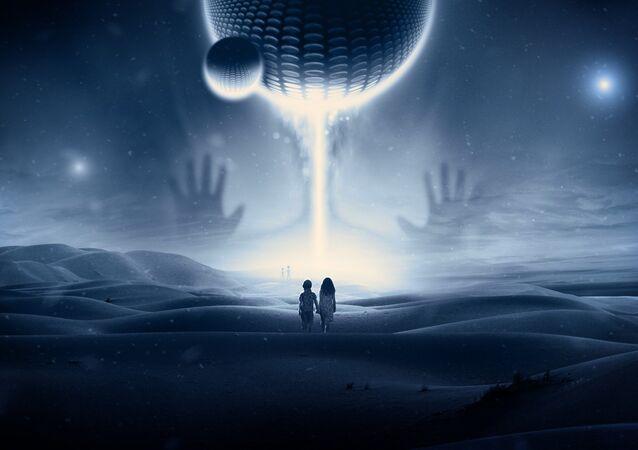Vida alienígena (apresentação artística)