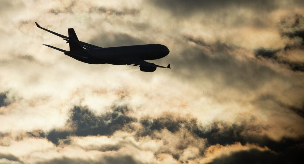 Avião Airbus A330 (imagem ilustrativa)