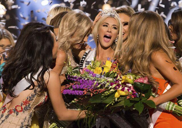 Sarah Rose Summers, de Nebraska, é nova Miss EUA