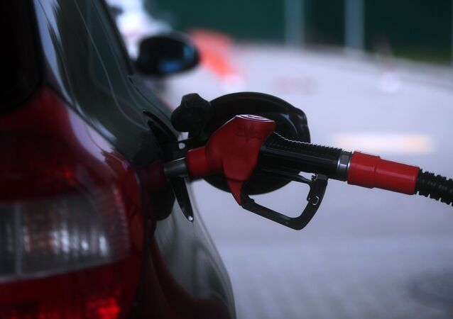 Posto de gasolina (imagem referencial)