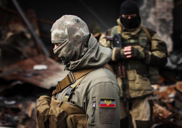 Milícias da República Popular de Donetsk