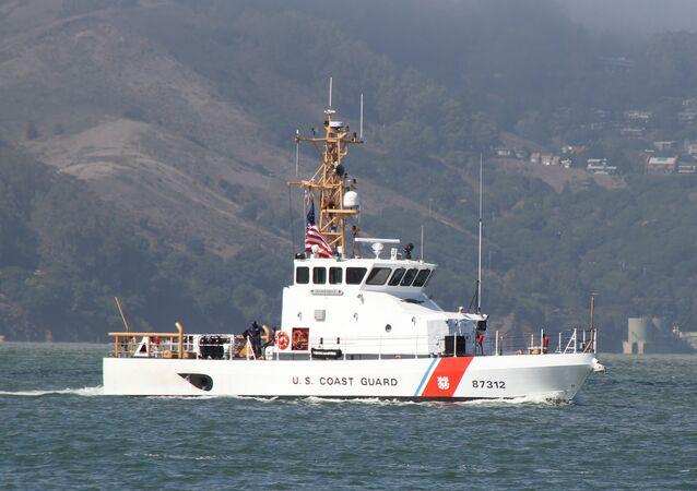 Guarda costeira dos EUA