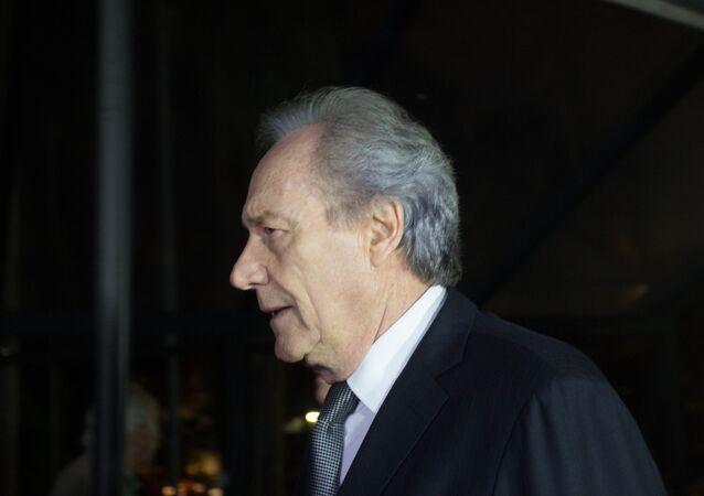 Ricardo Lewandowski, presidente do Supremo Tribunal Federal.