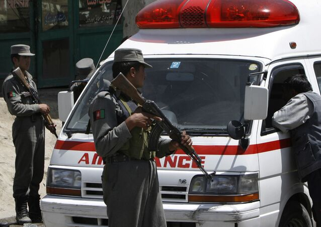 Segundo chancelaria paquistanesa, três pessoas teriam ficado feridas no incidente