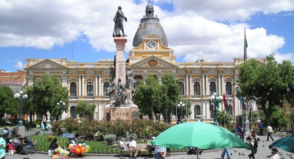 Palácio do Governo da Bolívia