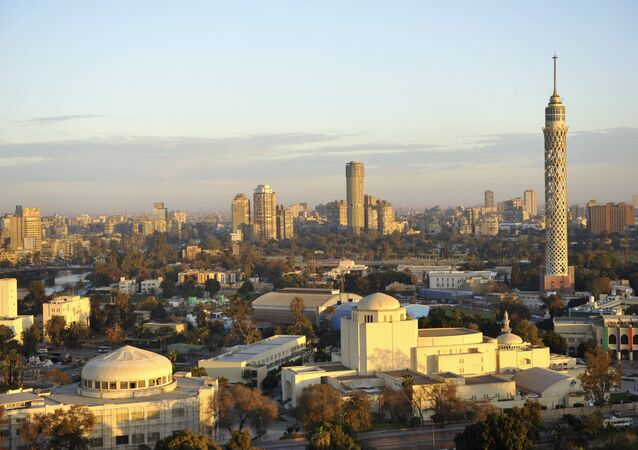 View of Cairo, Egypt. (File)