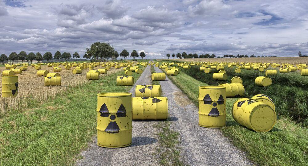 Resíduos nucleares
