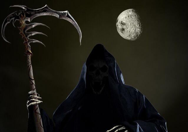 A Morte (ilustração)