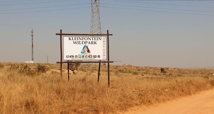 Parque de natureza selvagem em Kleinfontein