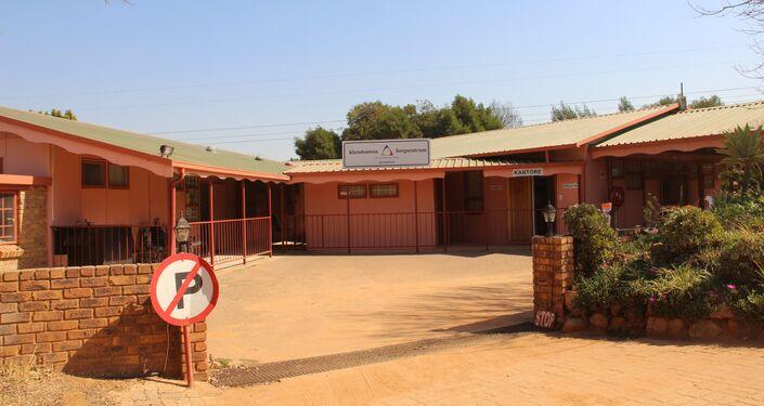 Lar de idosos em Kleinfontein