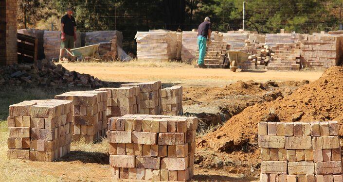 Vida cotidiana em Kleinfontein