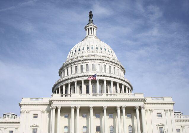 Capitólio dos Estados Unidos em Washington