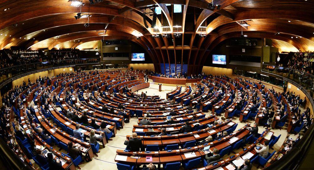 Assembleia Parlamentar do Conselho da Europa (PACE)