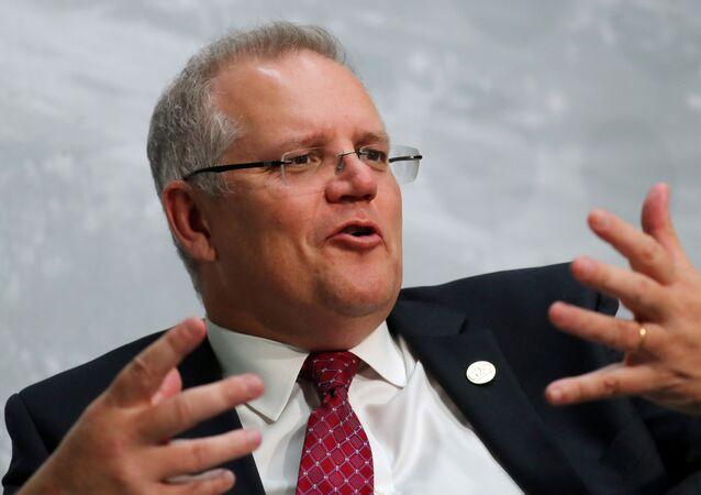 Scott Morrison, o novo primeiro-ministro da Austrália