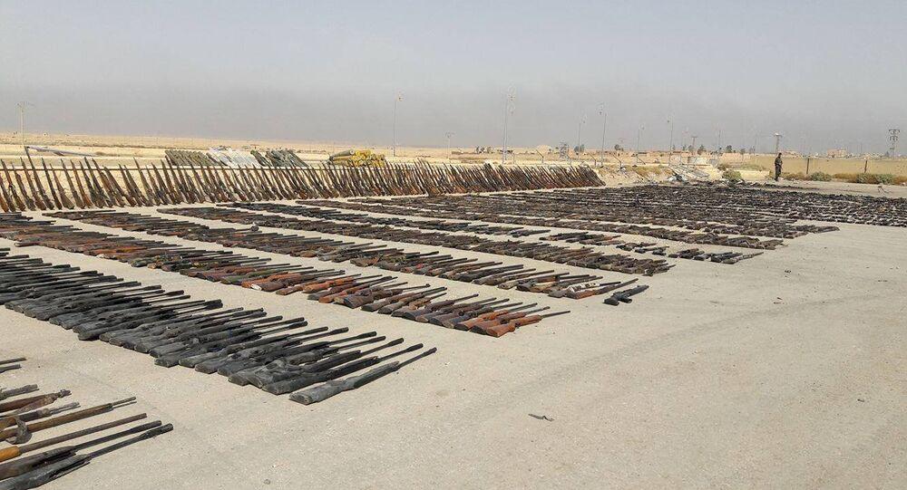 Armas do Daesh