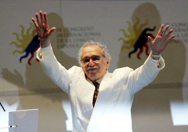 Gabriel García Márquez, escritor colombiano