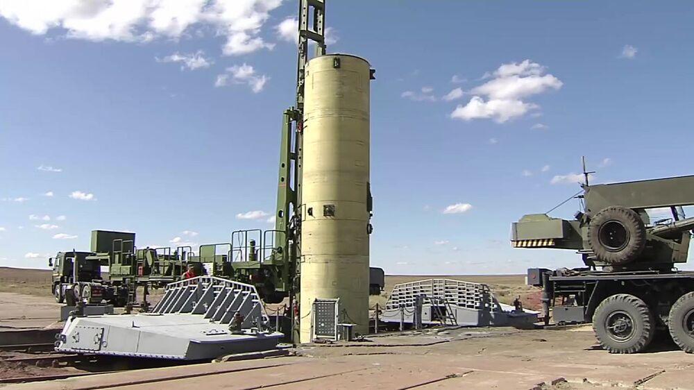 Novo míssil russo é projetado para repelir ataques aeroespaciais inimigos, realizar missões ligadas ao sistema de aviso de ataque de mísseis e controle do espaço cósmico
